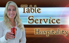 Waiter/Waitress Hospitality Course Online Training & Certification