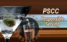 Bartending License, RBS Permit, Responsible Beverage Service (RBS) Training Certificate, RBS certification, ABC accredited RBS training / On-Premises Responsible Serving<sup>®</sup>