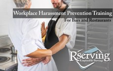 Workplace Harassment Prevention Training for Restaurants and Bars Online Training & Certification