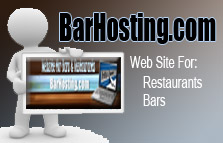 BarHosting Website for Bars/Restaurants